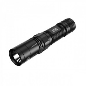 Pachet Nitecore EC23 + NL1835HP + F1, Lanternă Profesională, 1800 Lumeni, 255 Metri, Acumulator 18650, Încărcător Micro USB
