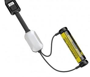 Nitecore LC10, Încărcător USB