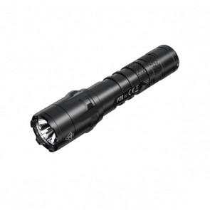 Pachet Nitecore P20 V2 + NL1826R, Lanternă Profesională, 1100 Lumeni, 222 Metri, Acumulator 18650