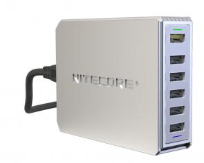 Nitecore UA66Q, Adaptor USB