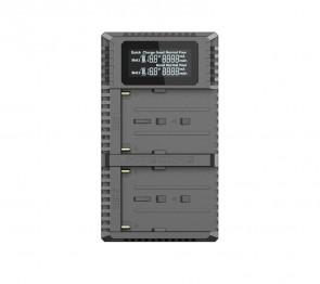 Nitecore USN3 Pro, Încărcător USB Acumulatori